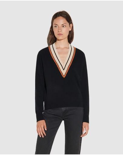 Sandro - Colle Sweater