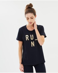 Running Bare - The Perfect Heritage Tee