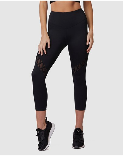 L'urv - Graceful Gravity 3/4 Leggings