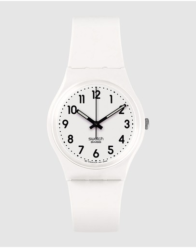 Swatch - JUST WHITE SOFT