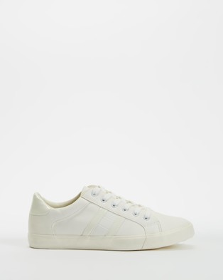 Dorothy Perkins - Wide Indeed Trainers Women's Sneakers (White)