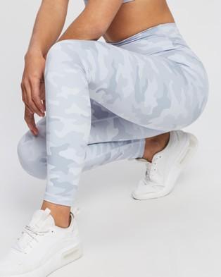 All Fenix Camo 7 8 Leggings - 7/8 Tights (Grey)