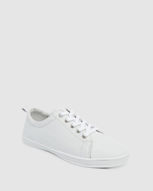 Easy Steps Waffle - Lifestyle Sneakers (WHITE)
