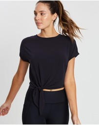 GAP Fit - Breathe Short Sleeve Dolman Side Tee