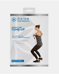 Gaiam - Performance Strength Tube Tone-Up