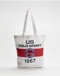 Polo Ralph Lauren - Cotton Canvas Shopper Tote