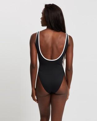 adidas Originals Primeblue Swimsuit One-Piece / (Black)