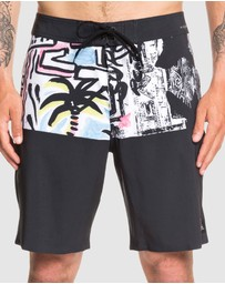 Quiksilver - Mens Highline Division Deluxe 19