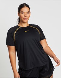 Nike - Plus Icon Clash Short Sleeve Running Top