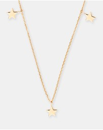 By Charlotte - Star Bright Necklace