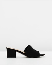 Dazie - ICONIC EXCLUSIVE - Lily Mules