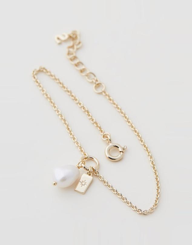 Women Pearl Drop Bracelet