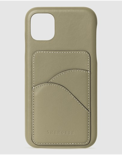 The Horse - iPhone 11 - The Scalloped iPhone Cover