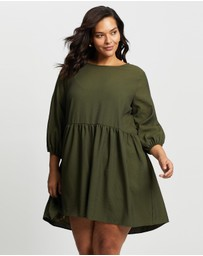Atmos&Here Curvy - Martha Mini Dress