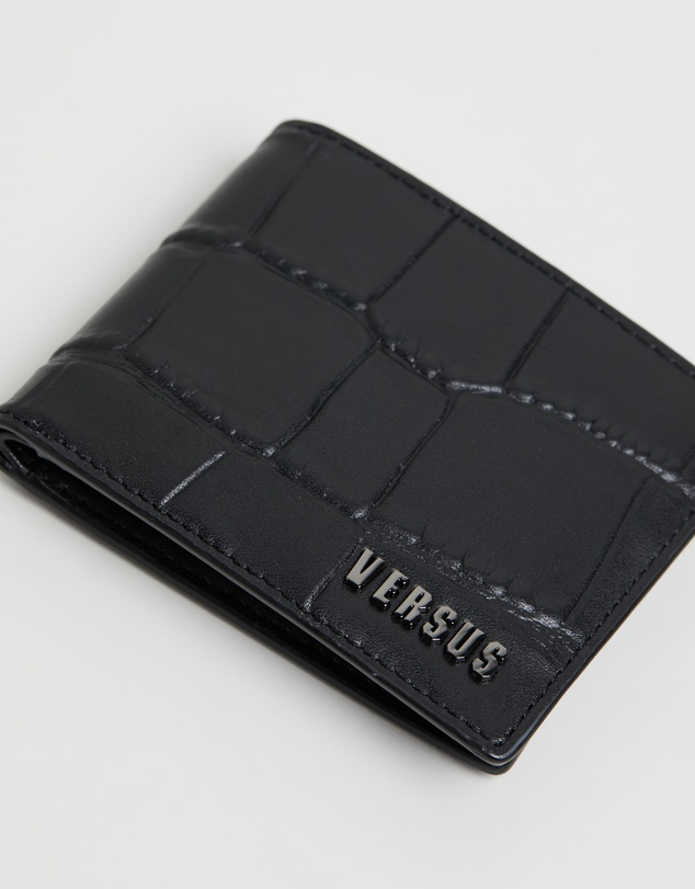 VERSUS Versace - Leather Bifold Wallet