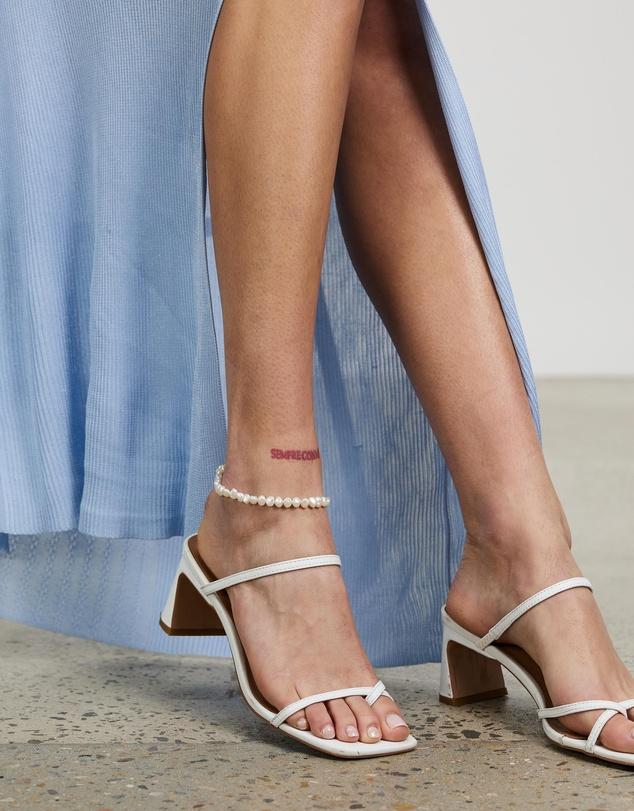 Women Baroque Midi Anklet