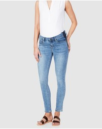 Soon Maternity - Underbelly Skinny Jeans