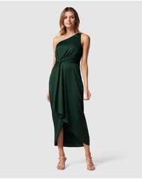 Forever New - Haidee One Shoulder Midi Dress