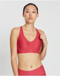 Under Armour - Vanish Mid Mesh Sports Bra