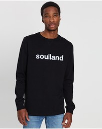 Soulland - Logic Jacob Long Sleeve T-Shirt