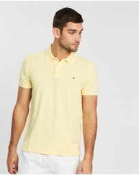 Gant - The Original Pique SS Rugger Polo