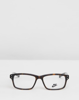 Nike NK7231 - Optical (Matte Tortoise & Green Strike)