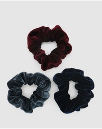 Morgan & Taylor - Brooke Scrunchie Set
