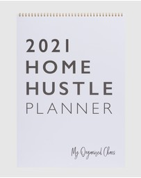 Write to Me - 2021 Home Hustle Planner