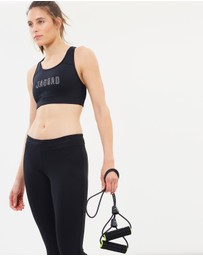 Jaggad - Crop Running Top