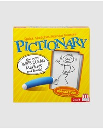 Mattel Games - Pictionary