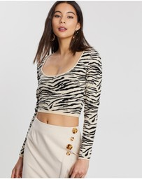 Finders Keepers - Tiger Knit