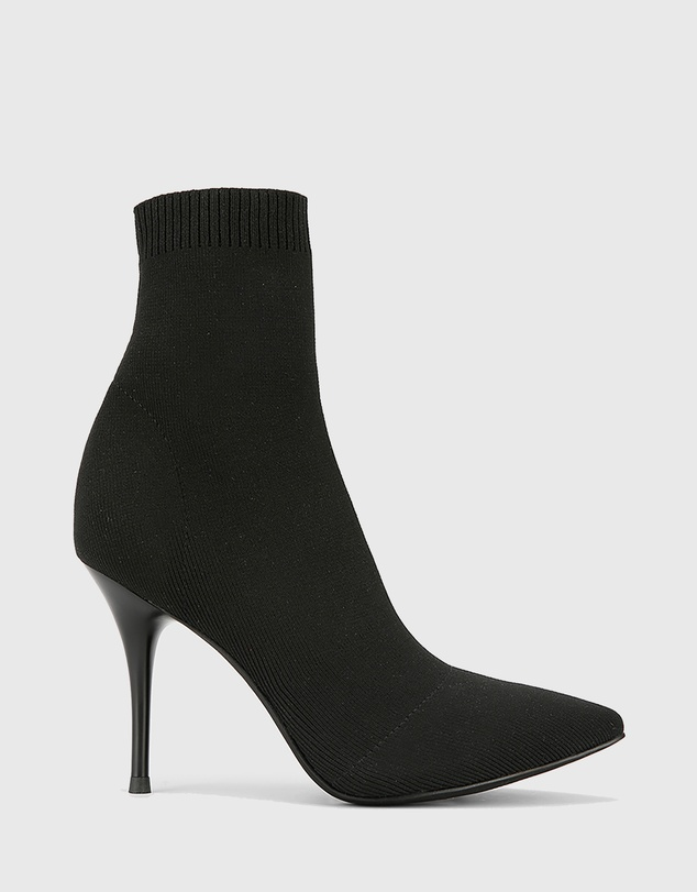 9ed820f9f10 Honor Pointed Toe Stiletto Heel Ankle Boots