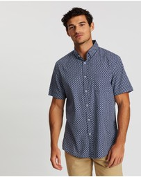 Sportscraft - Gary Short Sleeve Shirt