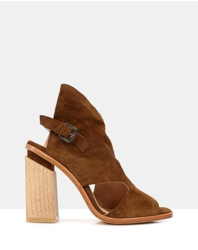 d744b37409b5 Ankle Strap Heels