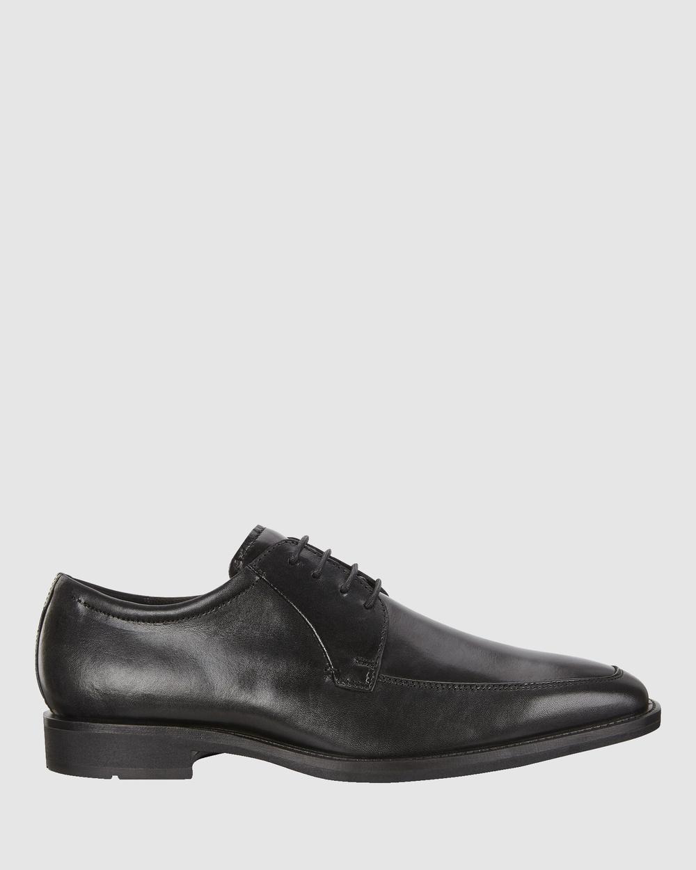 ECCO Calcan Derby Shoes Dress Black