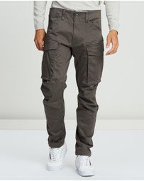G-Star RAW - Rovic Zip 3D Tapered Pants