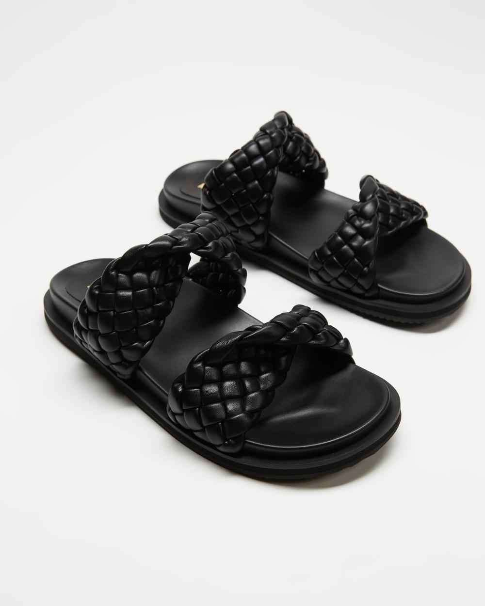 Alias Mae Soleis Sandals Black