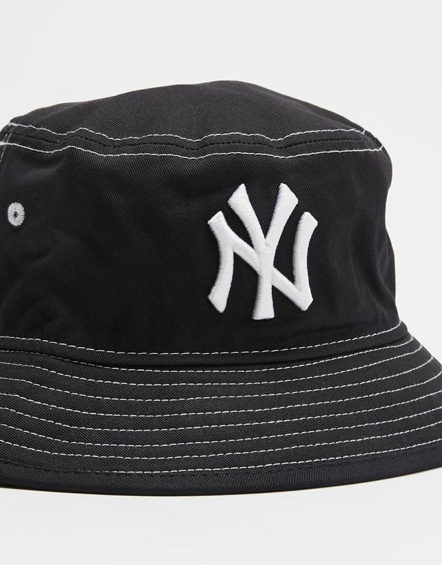 Women New York Yankees Bucket Hat
