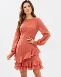 Cooper St - Briar Rose Long Sleeve Dress