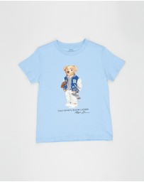 Polo Ralph Lauren - Basic Jersey T-Shirt - Kids