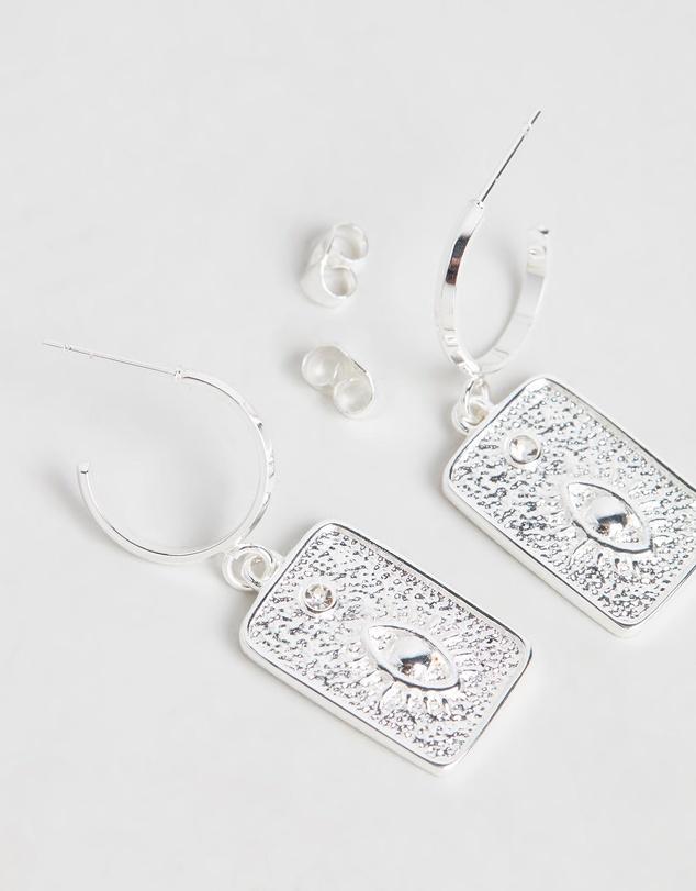 Women Deity Earrings