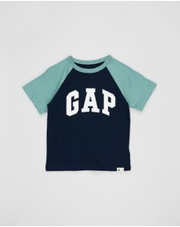 babyGap - Logo Short Sleeve T-Shirt - Babies-Kids