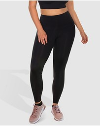 B Free Intimate Apparel - Curvy High Waisted Athleisure Leggings