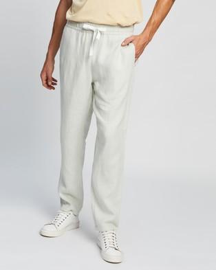 Assembly Label Transition Pants - Pants (Green Mist)
