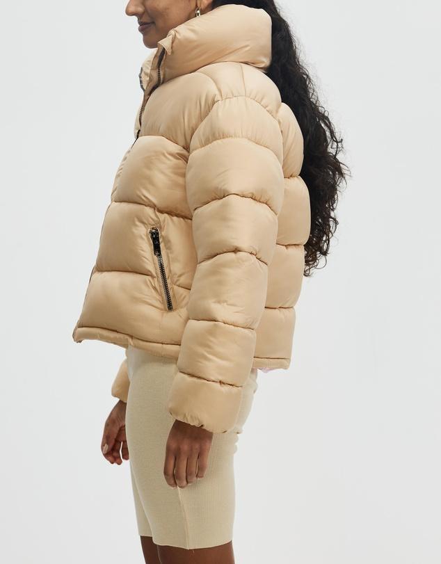 Women Ladies Puffer Jacket