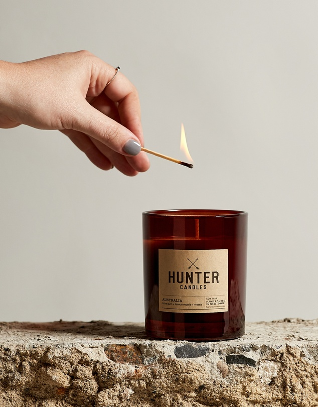 Hunter Candles - Australia Candle