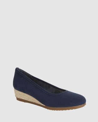 Easy Steps Inferno - All Pumps (NAVY)