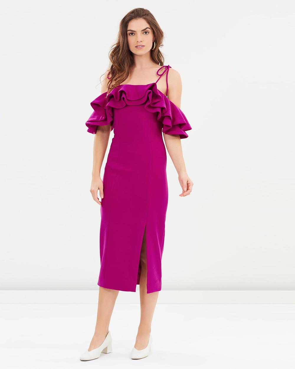 Elliatt Central Dress Dresses Orchid Central Dress