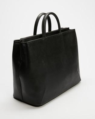 MATT & NAT Kintla Satchel - Handbags (Vintage Black)