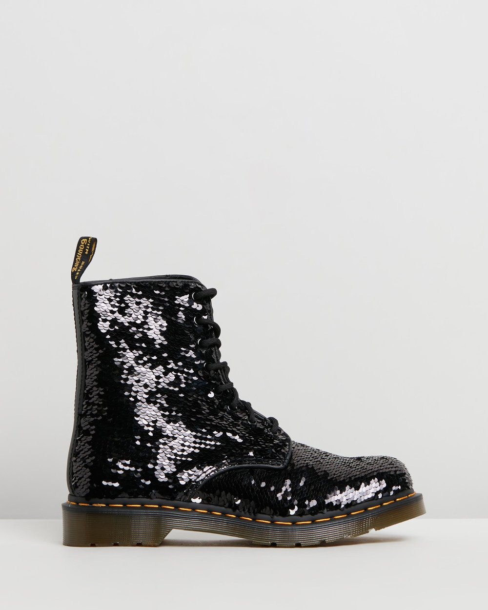 8e718bd78f92 1460 Pascal Sequin Boots - Women's by Dr Martens Online | THE ICONIC |  Australia